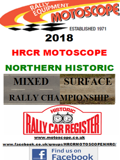 Northern Historic Mixed Surface Rally Championship