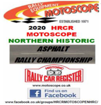 Northern Historic Asphalt Rally Championship